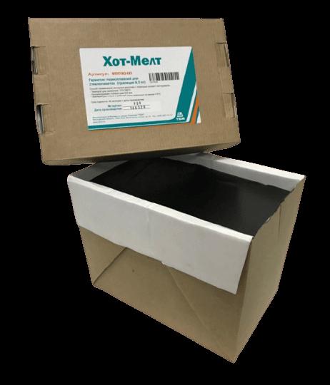 HOTSEAL – однокомпонентный термопластичный герметик хотмелт для стеклопакетов